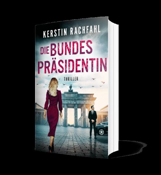 Cover Die Bundespräsidentin