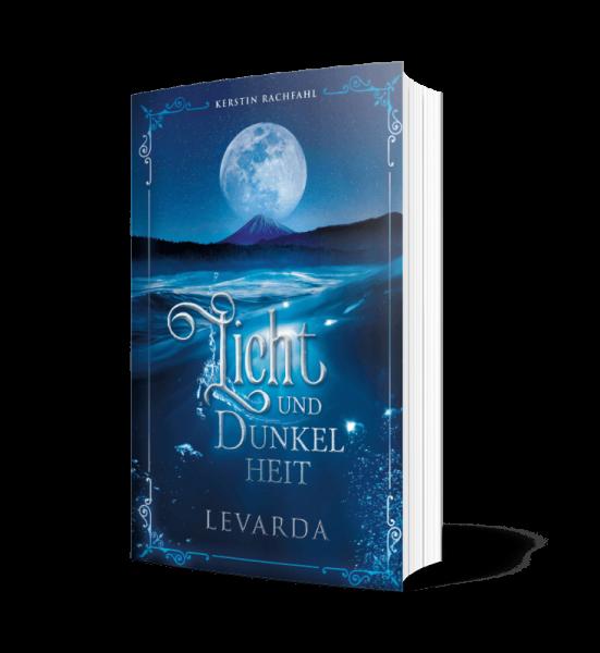 Cover Licht und Dunkelheit Band 1 Levarda