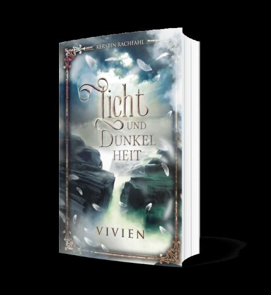 Cover Licht und Dunkelheit Band 3 Vivien