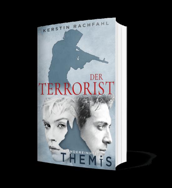 Cover Sondereinheit Themis Band 2 Der Terrorist