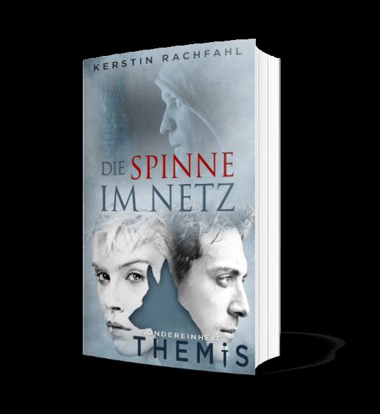 Cover Sondereinheit Themis Band 4 Die Spinne im Netz